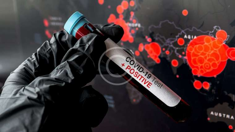 What do I do if I tested positive for coronavirus?